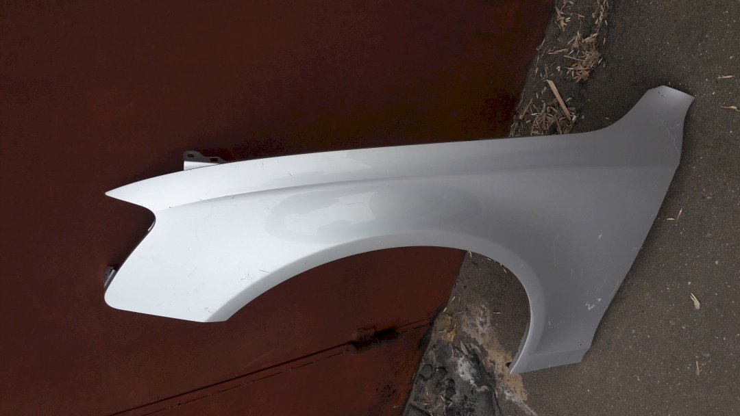 Крыло переднее левое для Audi A4 (8K2, B8) 1.8 (CDHB 160hp) FWD AT