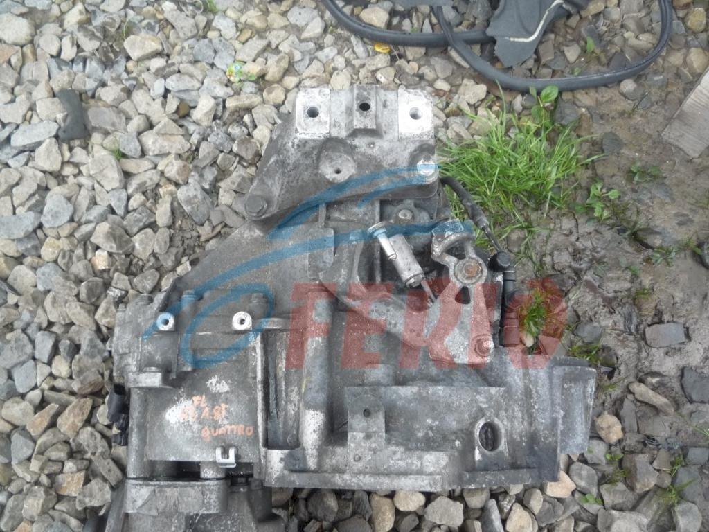 МКПП для Audi TT (8N3) 1.8 (APX / BAM 225hp) 4WD MT