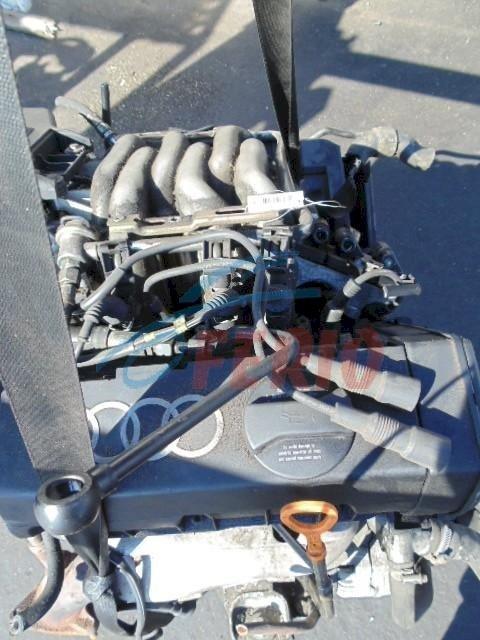 Двигатель (в сборе) для Audi 100 (4A, C4) 2.6 (ABC 150hp) 4WD MT