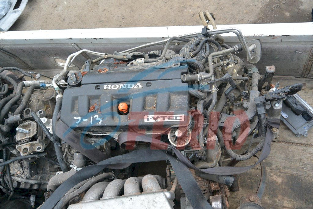 Двигатель (без навесного) для Honda Civic (FD) 1.8 (R18A2 140hp) FWD CVT