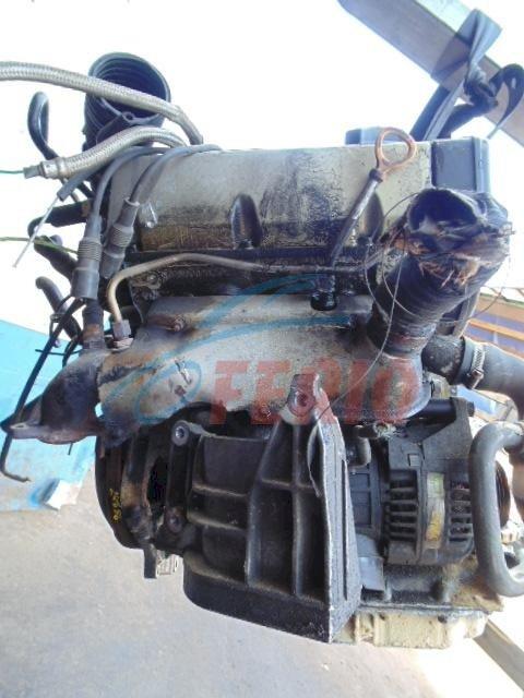 Двигатель (в сборе) для Audi A4 (8D2, B5) 2.8 (AAH 174hp) FWD MT