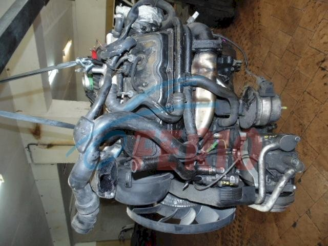 Двигатель (в сборе) для Audi A4 (8D5, B5) 2.5d (AFB 150hp) 4WD AT