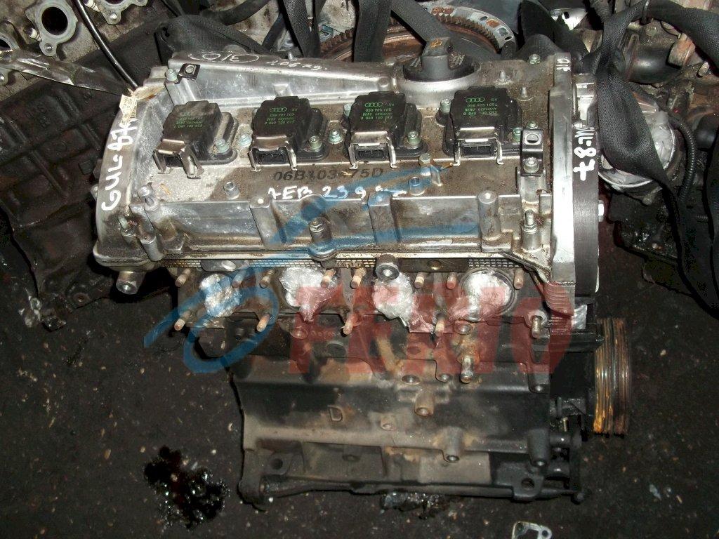 Двигатель (в сборе) для Audi A4 (8D5, B5) 1.8 (AEB 150hp) FWD MT