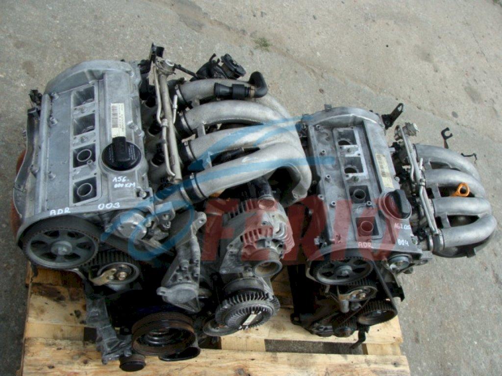 Двигатель (в сборе) для Audi A4 (8D5, B5) 1.8 (ADR 125hp) FWD MT