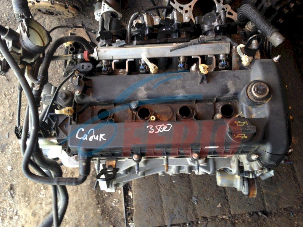Двигатель (в сборе) для Mazda MPV (LA-LW3W) 2.3 (L3 159hp) 4WD AT