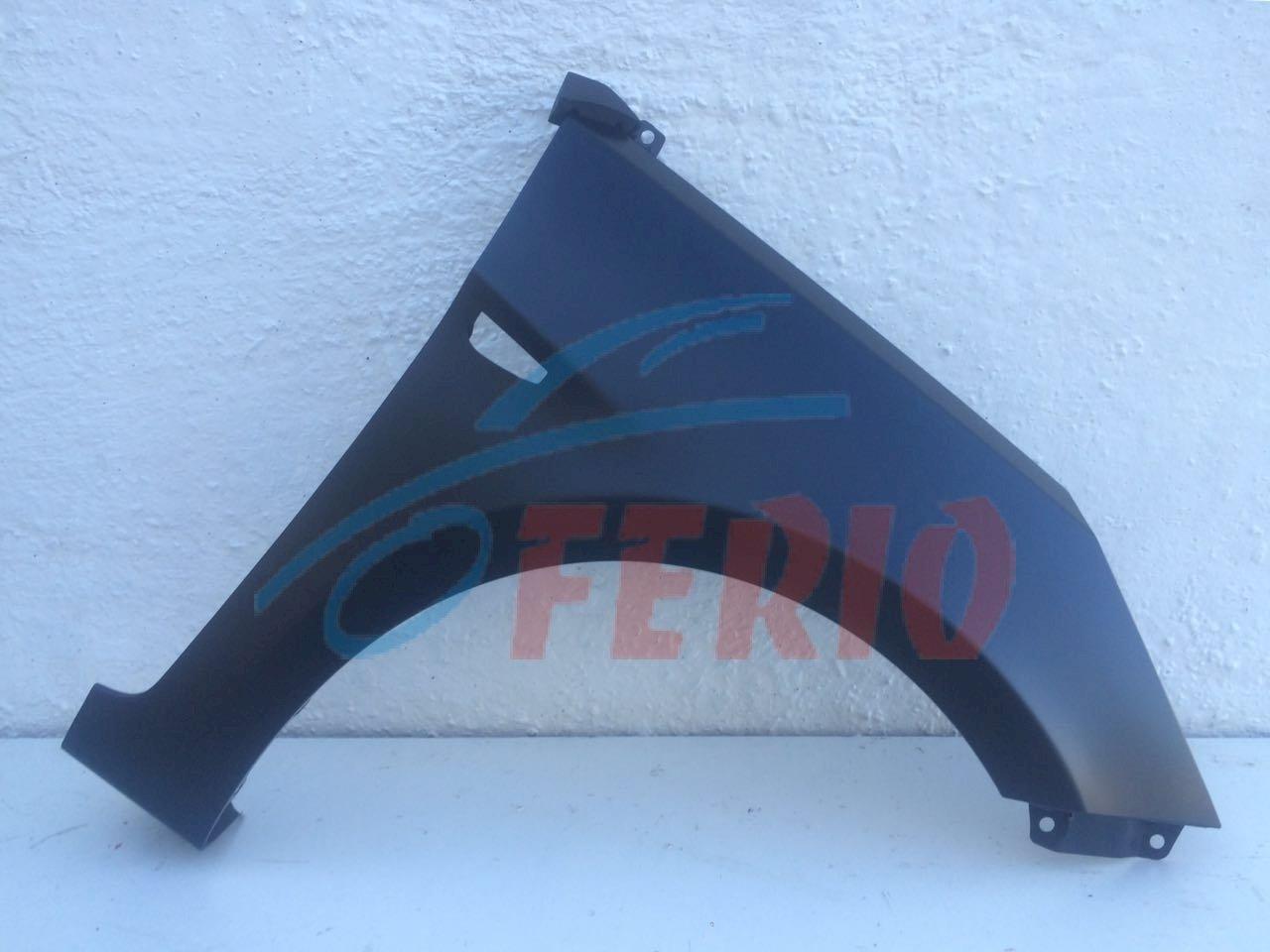 Крыло переднее правое для Hyundai Solaris (RB) 1.4 (G4FA 107hp) FWD AT