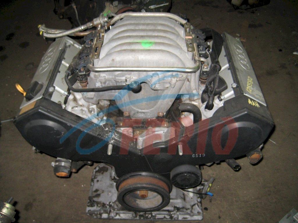 Двигатель (без навесного) для Audi A4 (8D2, B5) 2.8 (AAH 174hp) FWD MT