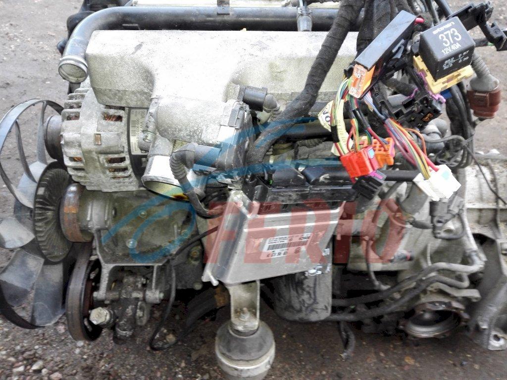 Двигатель (без навесного) для Audi A4 (8D2, B5) 1.8 (AWT 150hp) 4WD MT