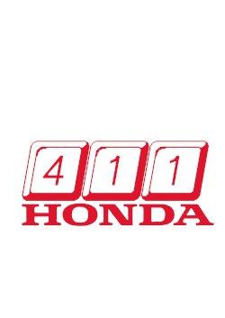 Хонда411